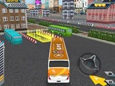Bus Parking D World Bus Games At Pomucom - Minecraft bus spiele