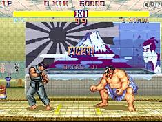 Free Online Street Fighter 2