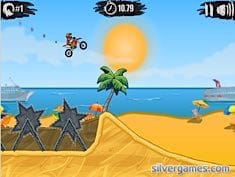 Moto XM Bike Games At Pomucom - Minecraft spiele silvergames