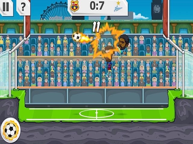 Y8 FOOTBALL LEAGUE online game | POMU Games