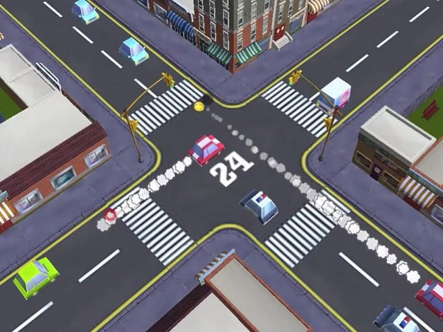 traffic chaos You're controlling some pretty heavy trafficthe best free games from all over the internet just for you.