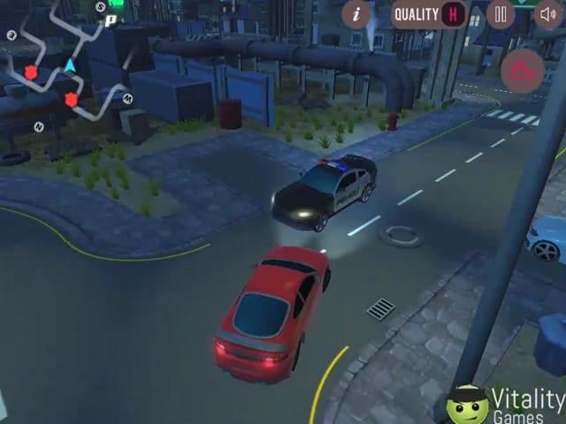parking fury  night thief  game pomu games