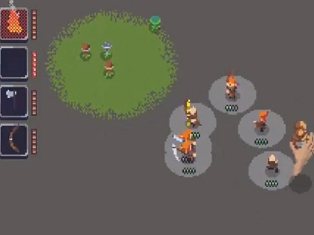 WANDERERS IO online game   POMU Games