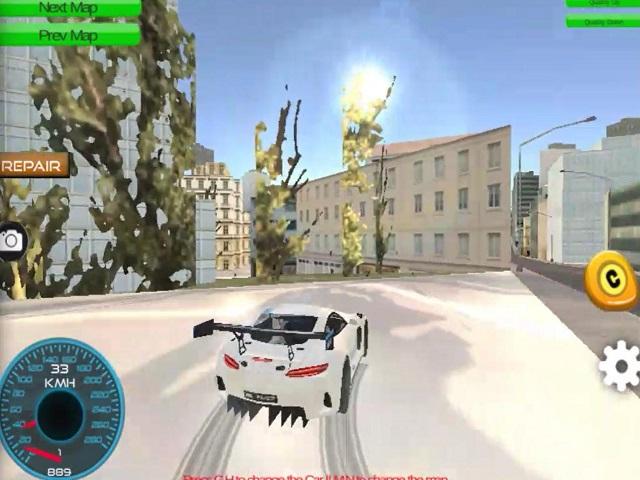 Top Speed 3D | Pomu.com