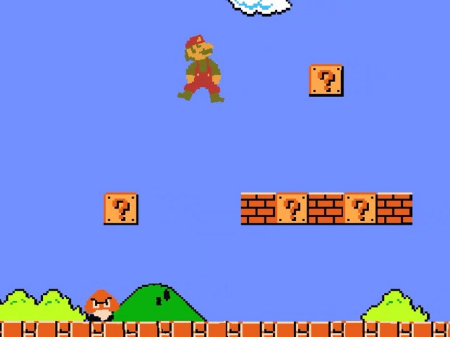 JELLY MARIO BROS online game   POMU Games